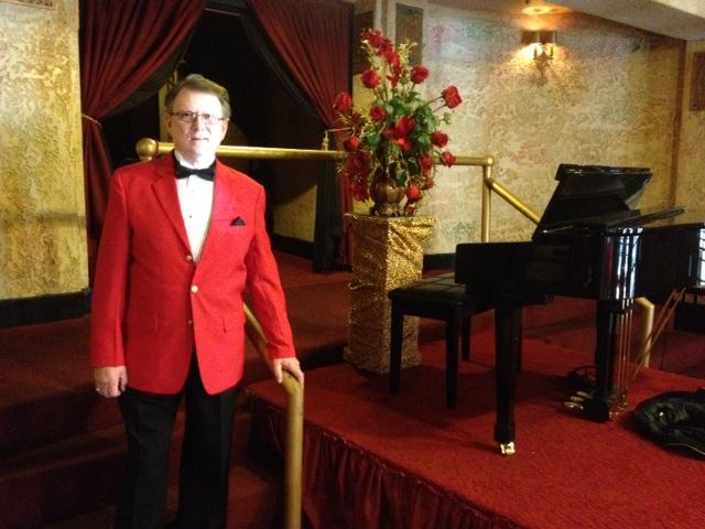Ronny White, Organist