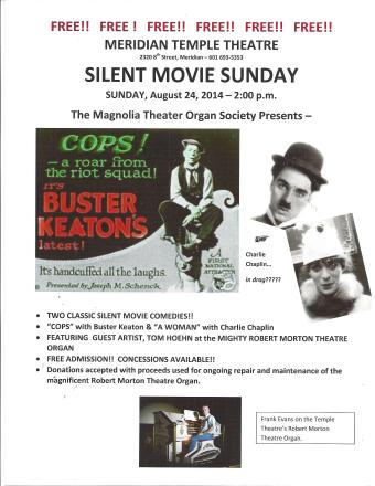 Silent Movie 24Aug14