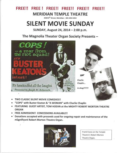 Silent Movie 24Aug14