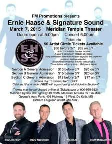 Ernie Haase - Signature Sound 7 Mar 15
