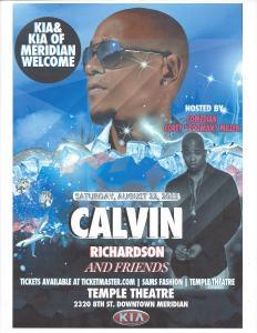 Calvin  Richardson 22Aug15