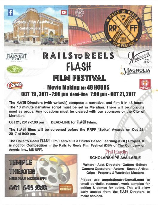 Rails to Reels Film Festival 1 2017 jpeg
