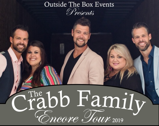 Crabb Family Encore Tour 18Jan2019