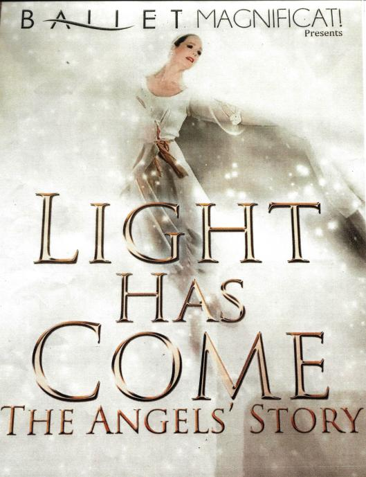 LIGHT HAS COME with title 3