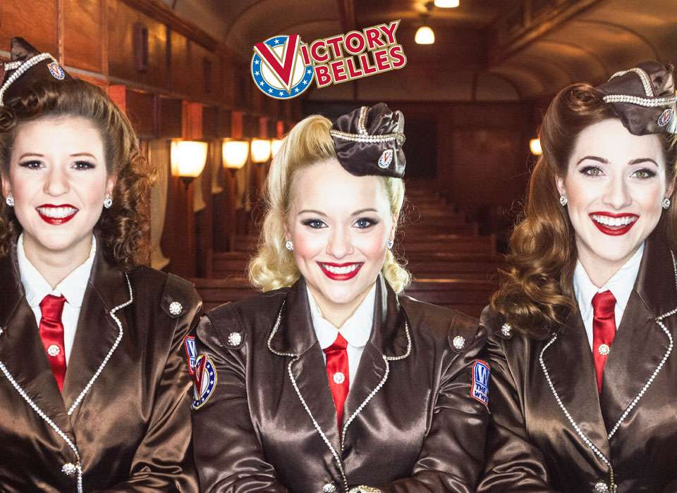 THE VICTORY BELLES Coming to Meridian Sunday, November 10 – 3 pm